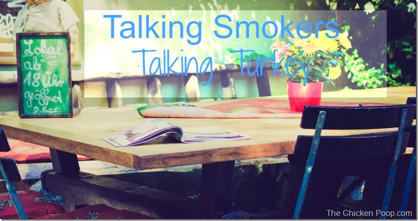 Talking Smoker