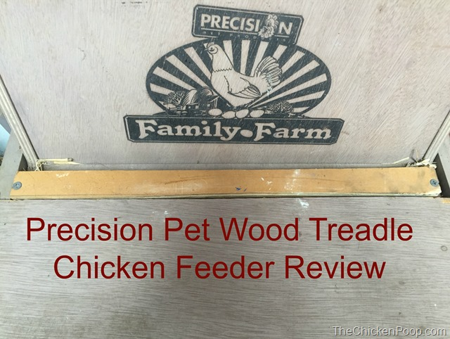 Precision Chicken Feeder Review